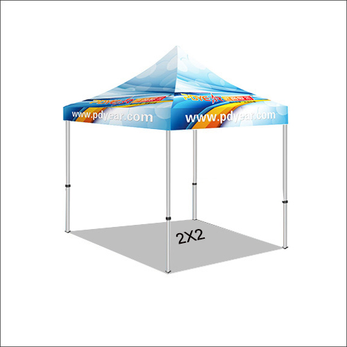 2x2 Trade show custom print Pop Up Tents