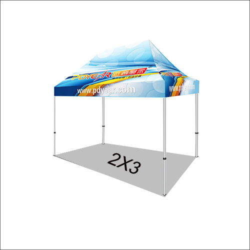 2x3 Promotional advertising folding Tents